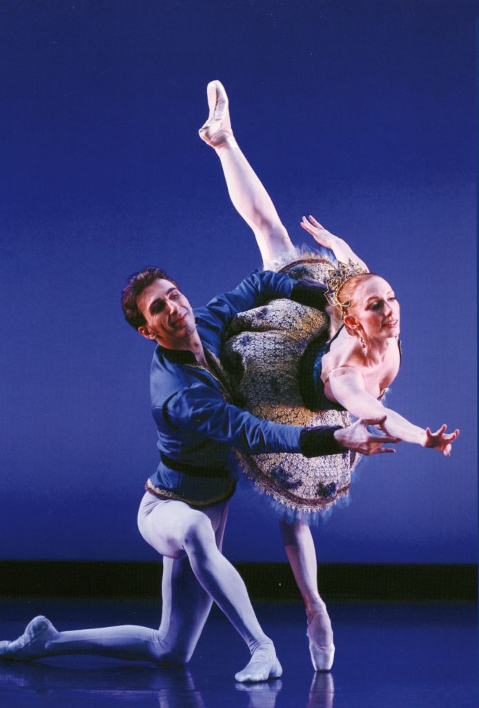 The Suzanne Farrell Ballet  Holly Hynes, Designer