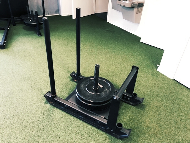 Weighted Sled