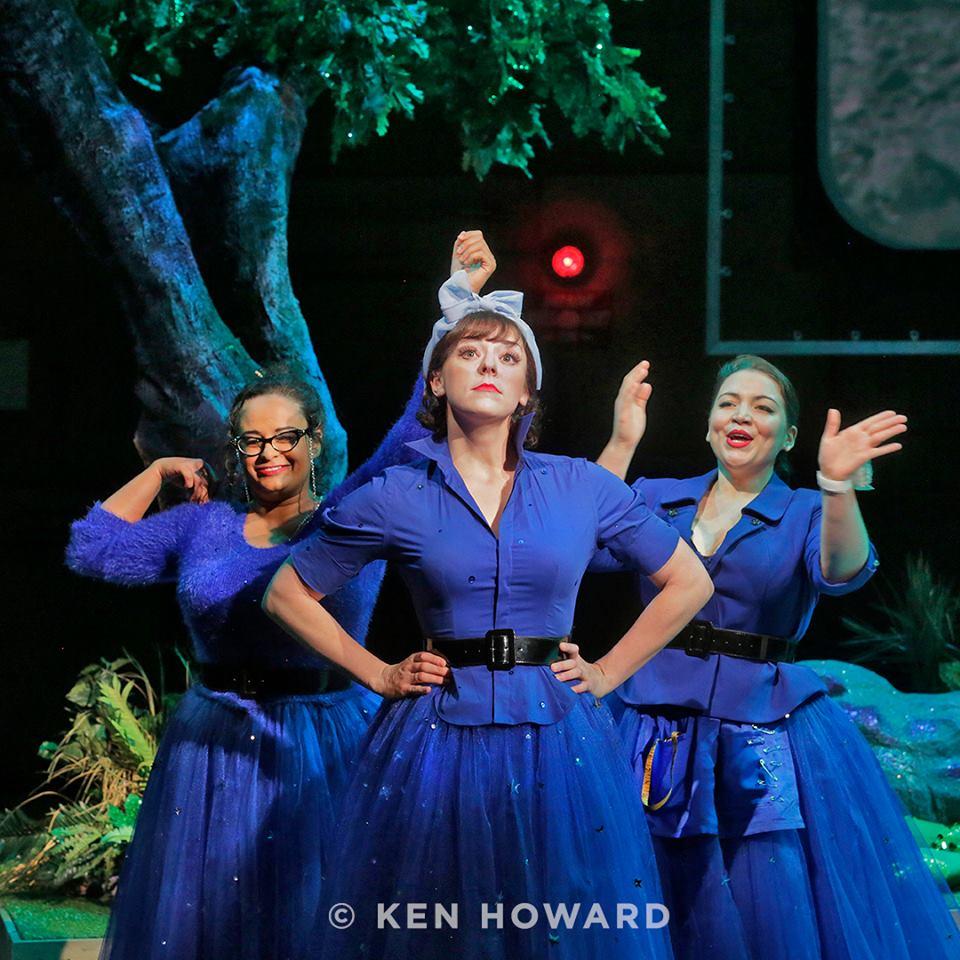 The Magic Flute, Opera Theatre of Saint Louis, 2014,