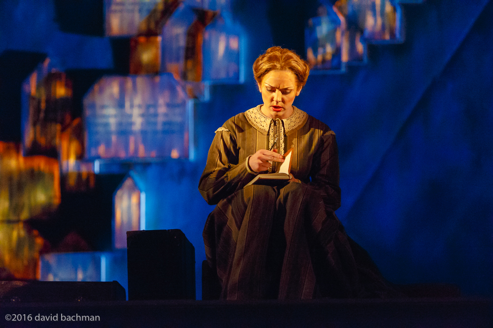 Little Women, Pittsburgh Opera, 2016, David Bachman