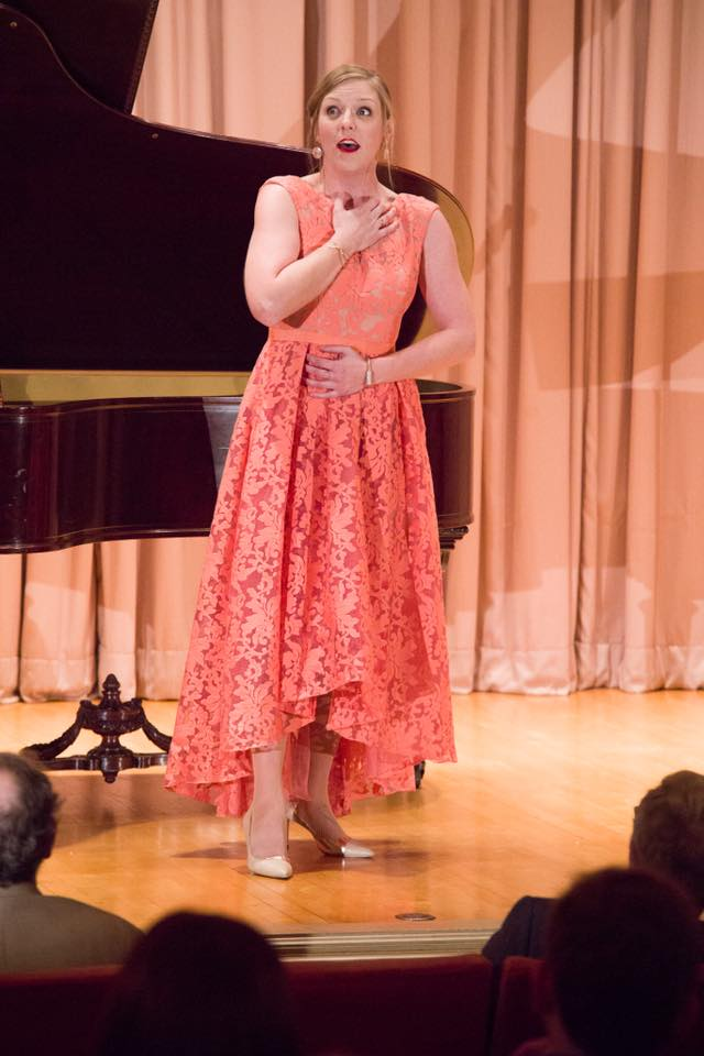 Mildred Miller International Vocal Competition, 2017