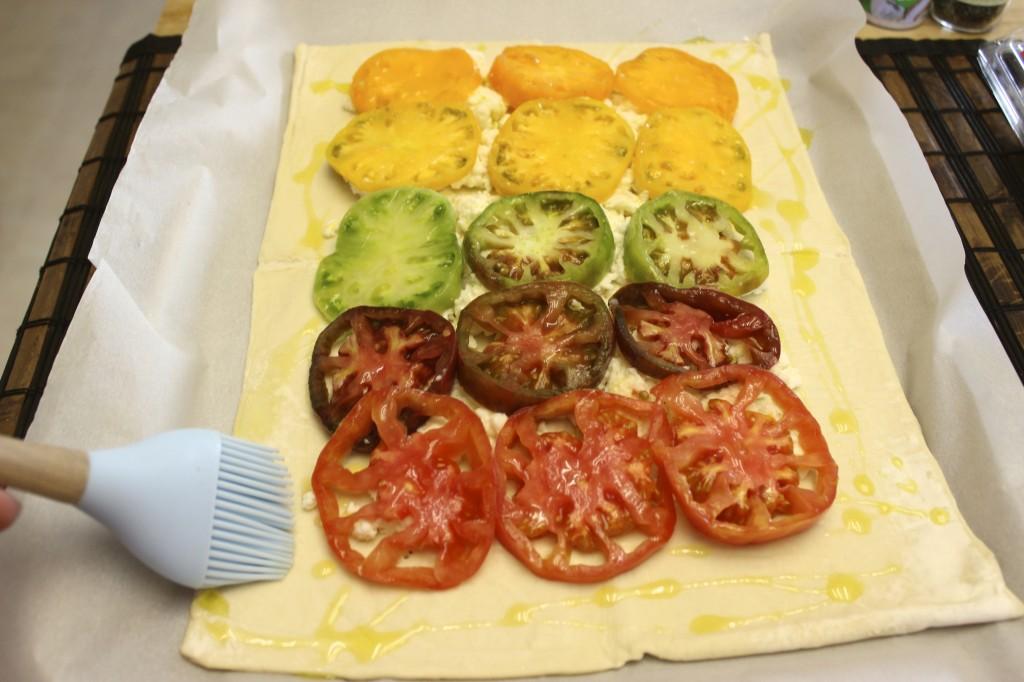heirloom tomato tart 17