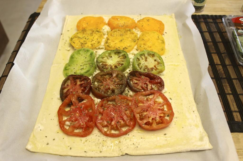 heirloom tomato tart 18