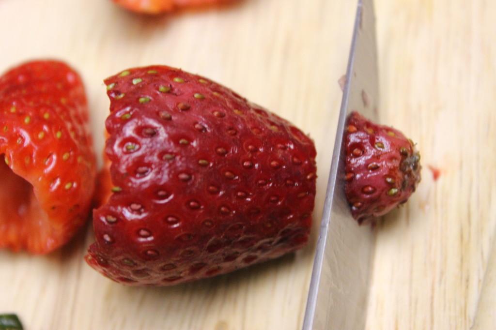 almond butter stuffed strawberries 2