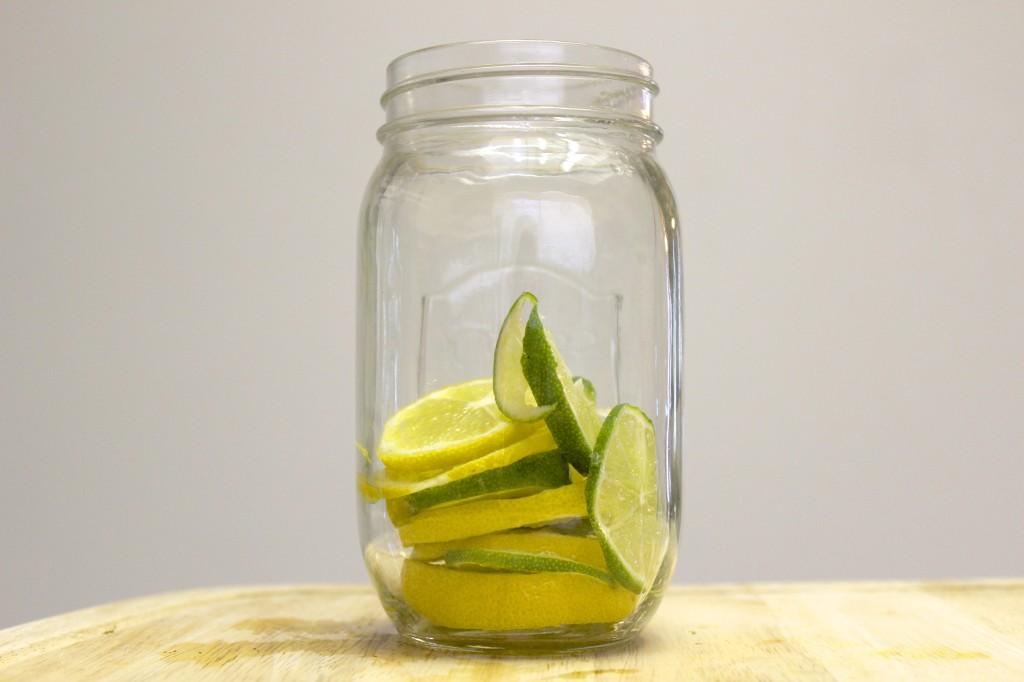 detox spa water strawberry mint lemon lime cucumber 12