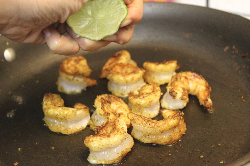 bombay shrimp quinoa bites indian curry 19