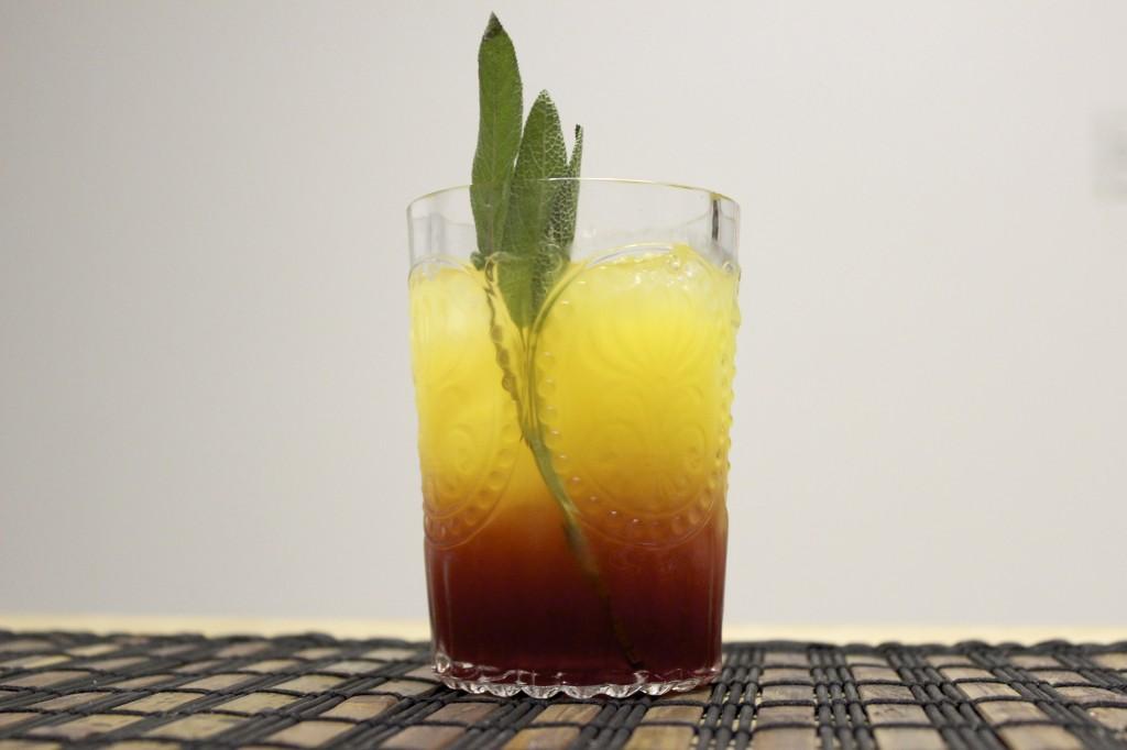 citrus sage sunset cocktail 77