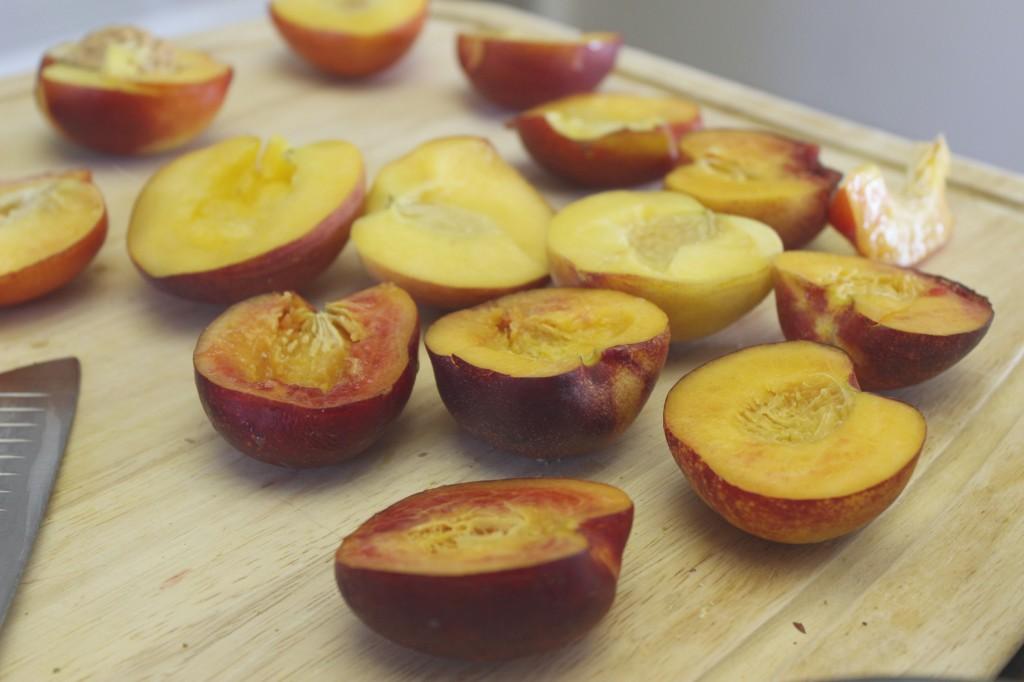 pale pistachio pecan peaches 16