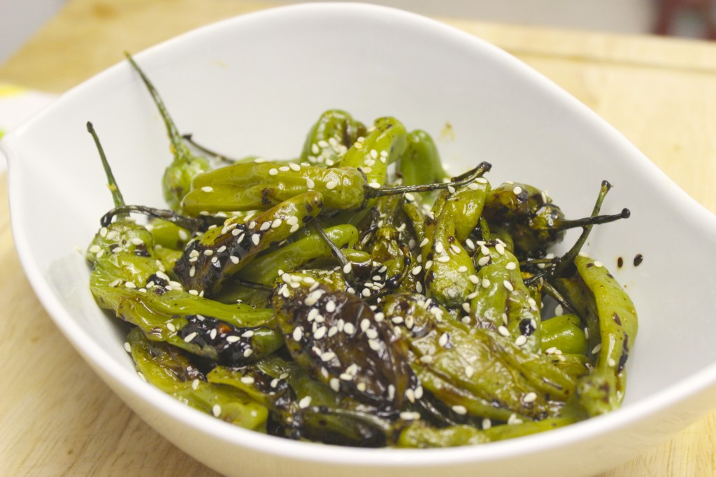 sauteed shisito peppers 24