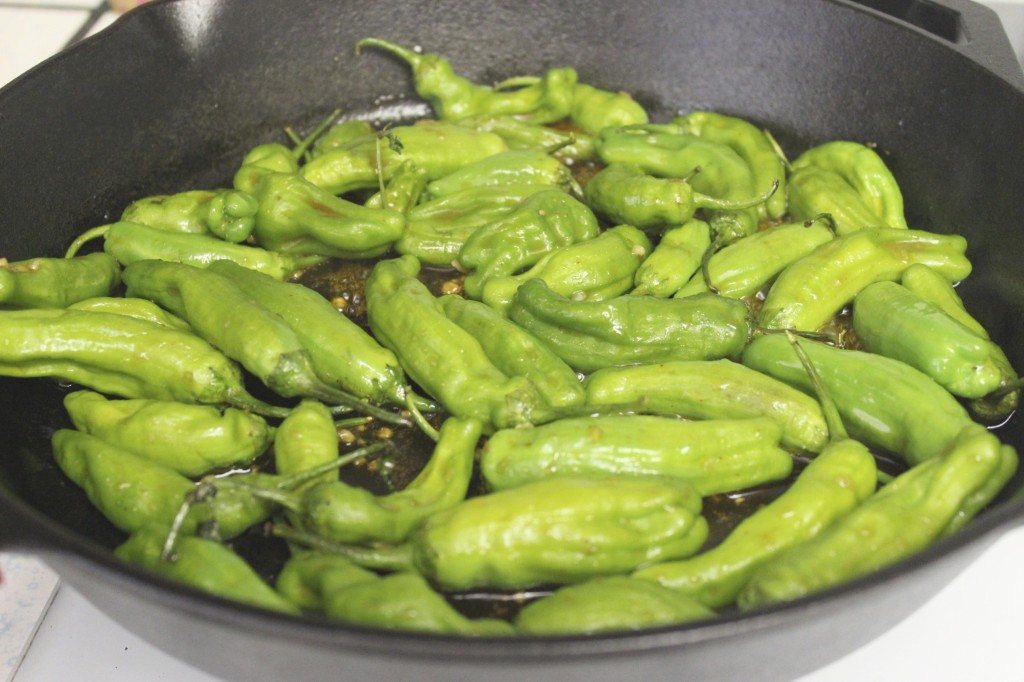 sauteed shisito peppers 22