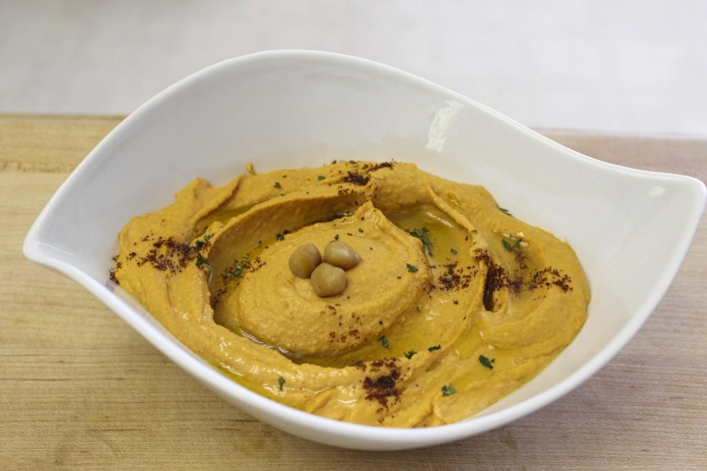 Gochujang Hummus 50