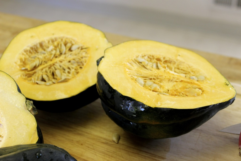grain free stuffed acorn squash 1