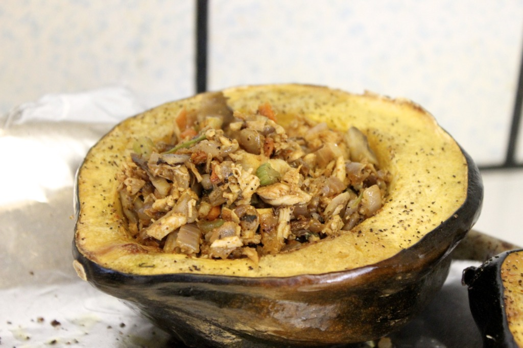 grain free stuffed acorn squash 35