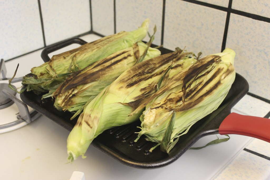 Grilled Corn 52