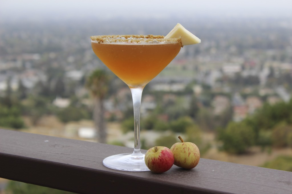 not your mothers apple martini 11