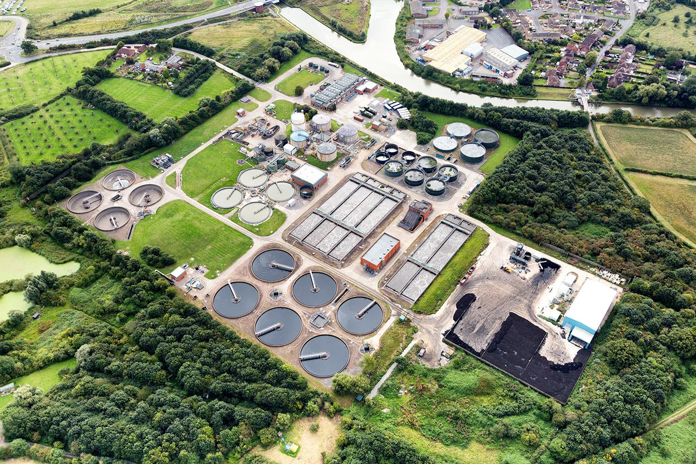 britain aerial photos