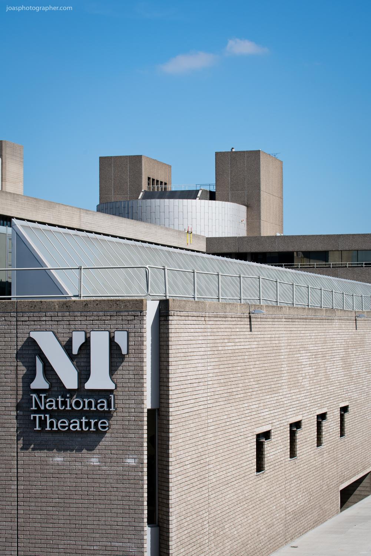 National Theatre by Joas Souza Photographer