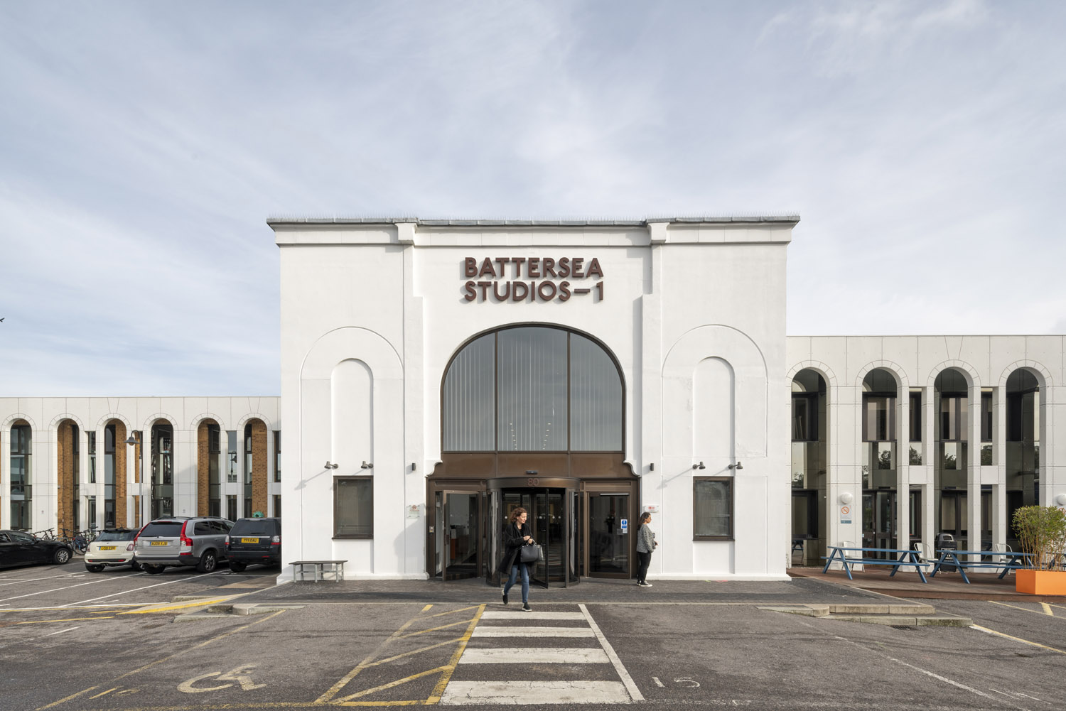 Battersea Studios, London, SW8 3HE - Photo by Joas Souza