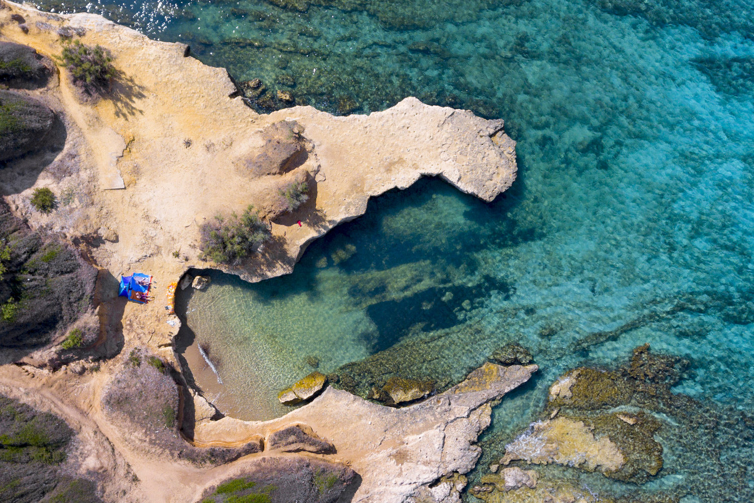 Aerial Photography of Puglia Region, Italy by Joas Souza Photographer - All Rights Reserved.