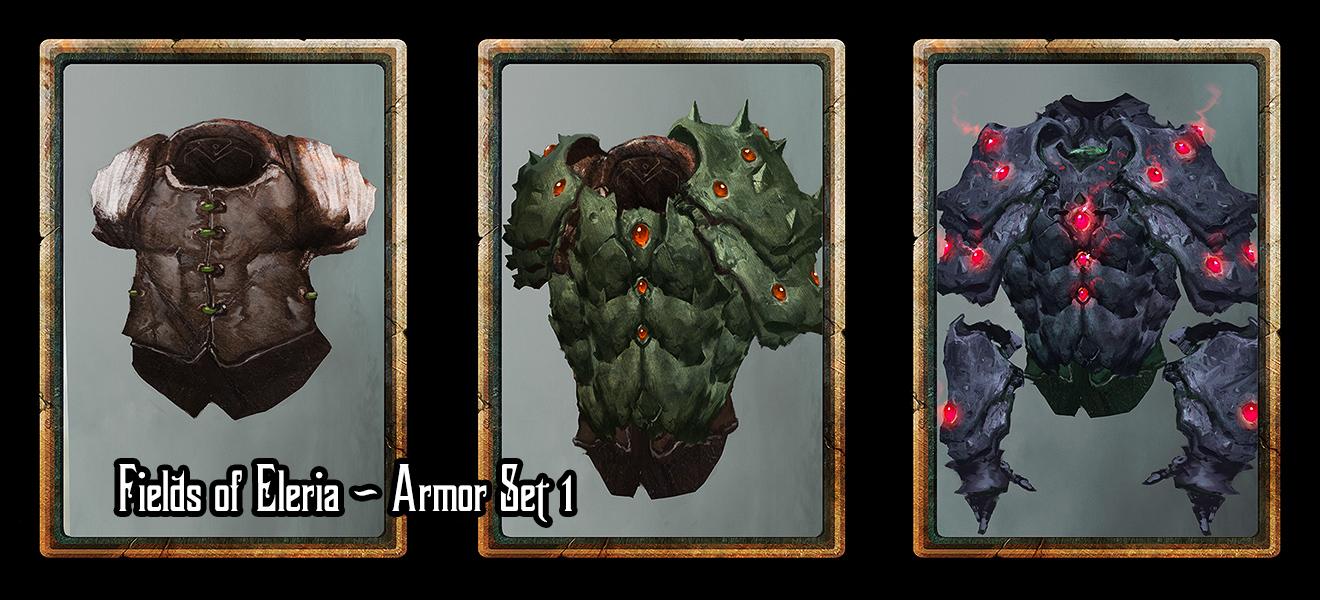 Armor Set 1