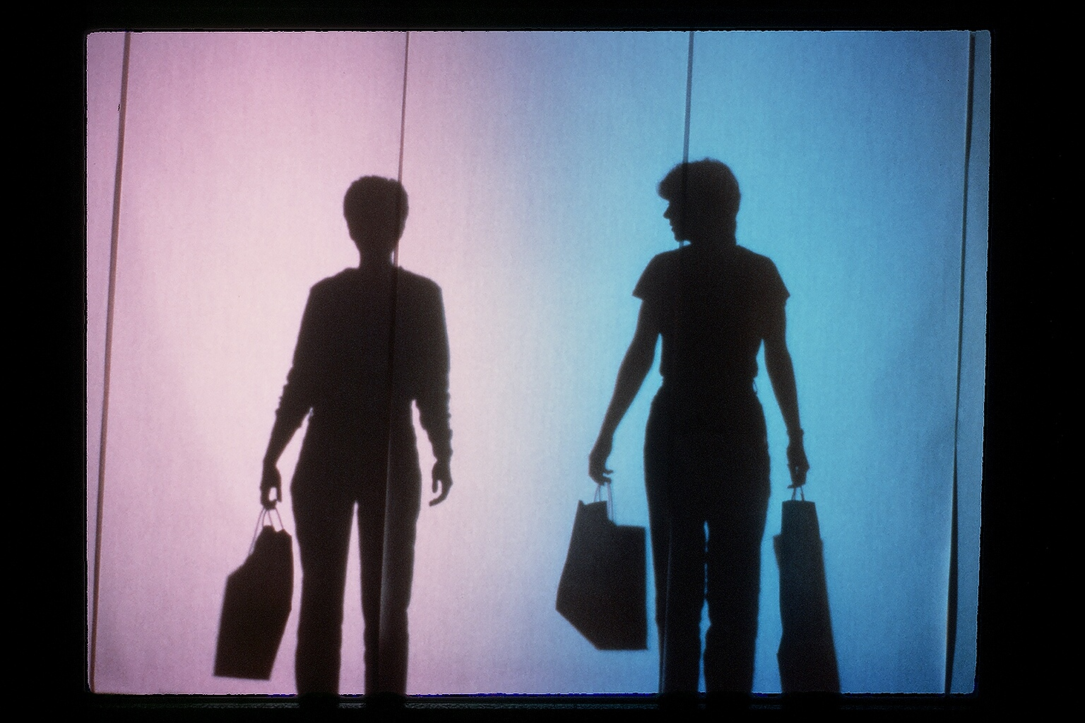 The Girl Artists  Shopping in America   performed in Portland, San Francisco and Los Angeles.