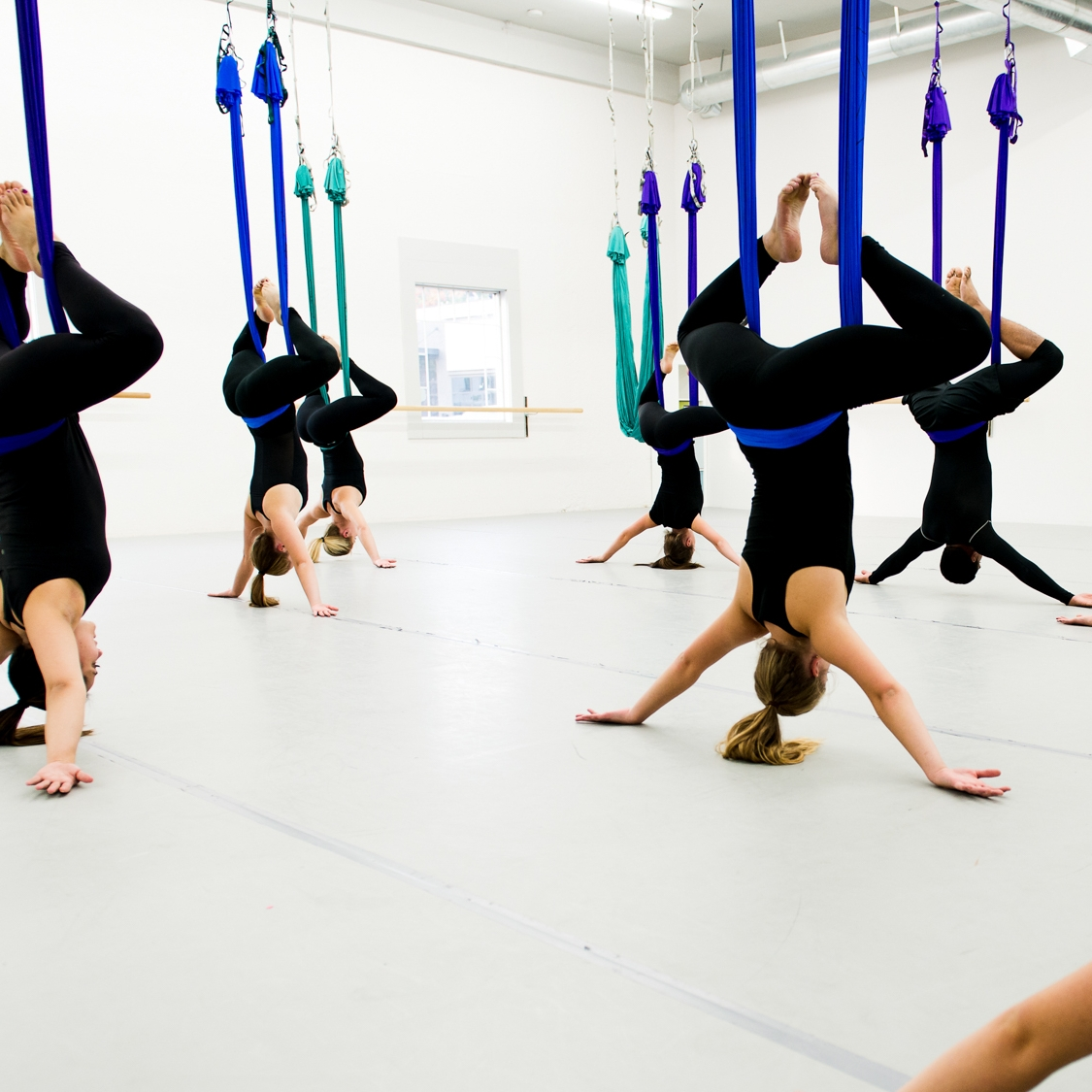 AntiGravity® Aerial Yoga -