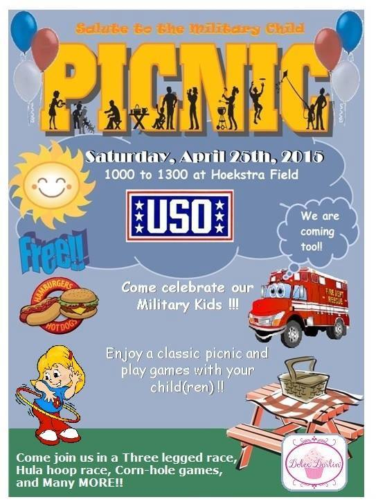 Month of the Military Child - USO