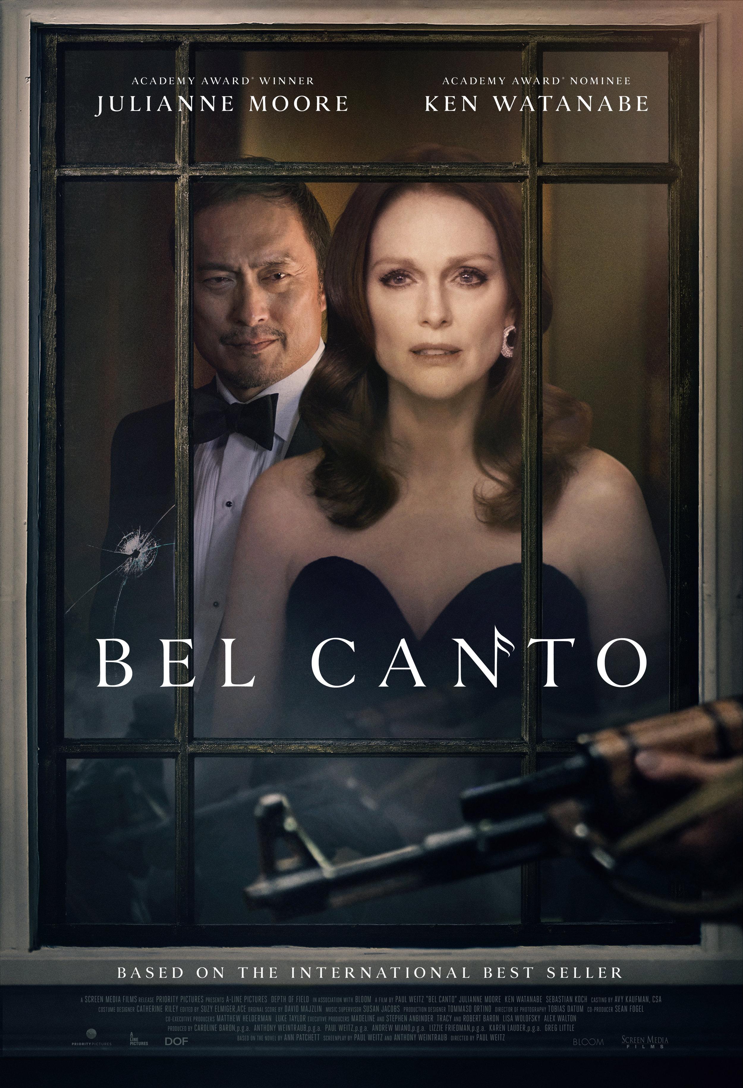 Screenplay by Paul Weitz and Anthony Weintraub Produced by Caroline Baron and Anthony Weintraub (2018)