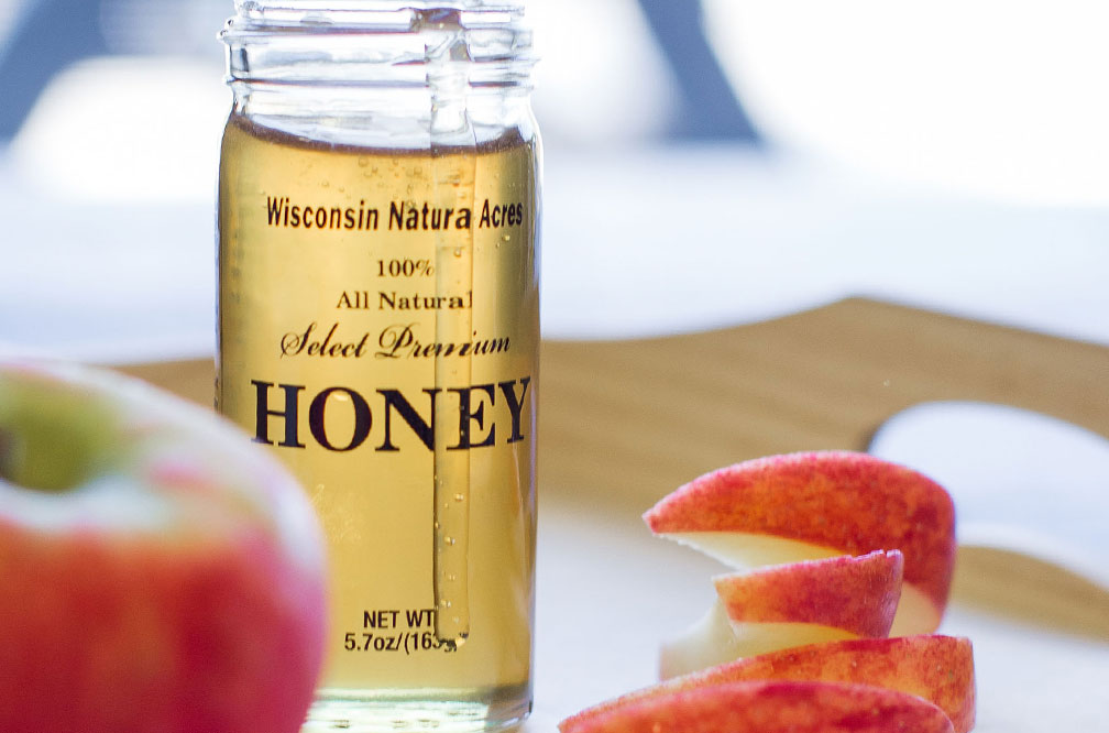 Local Honey - We are proud to carry a variety of all-natural local honey, including single serve flavored honey sticks.