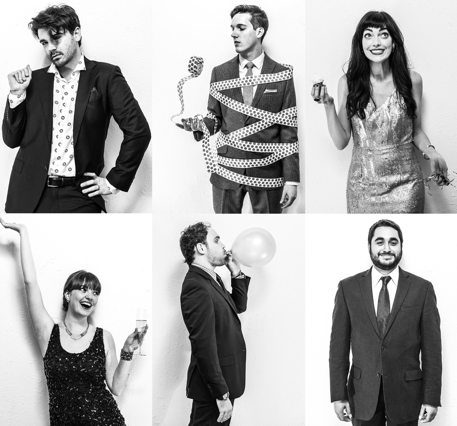 The Tribe: A theatre collective serving one artist at a time to cultivate new work in Dallas.