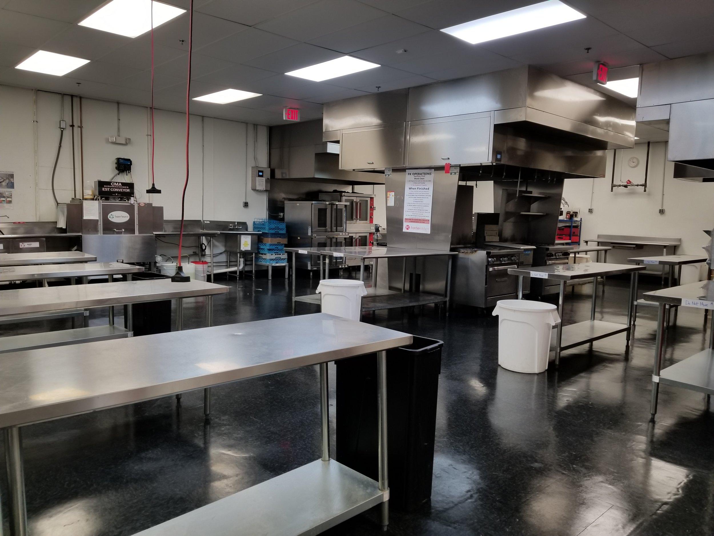 Frontier Kitchen Lorton Cooking