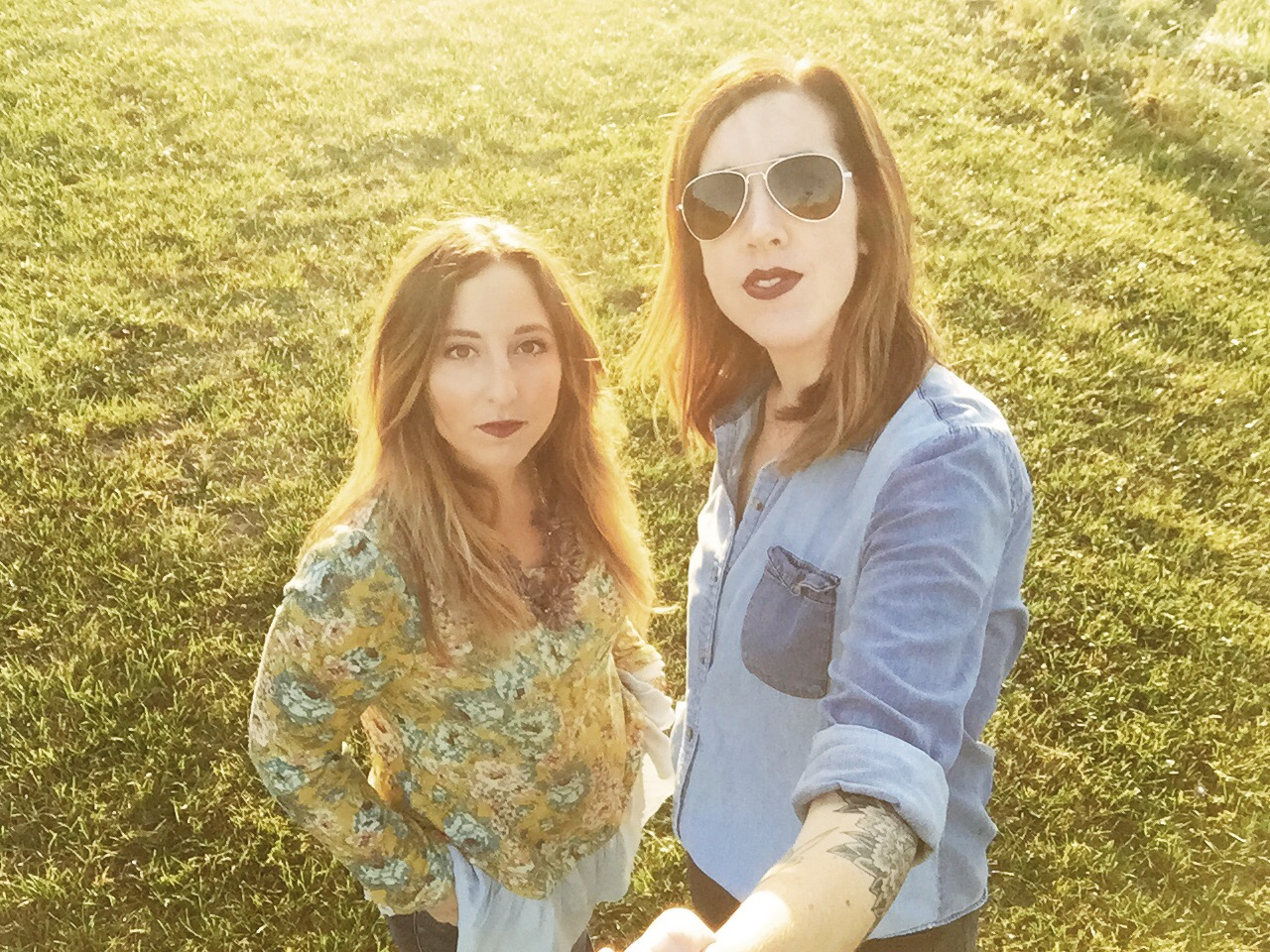 Beth and Meg-Wildly Willed