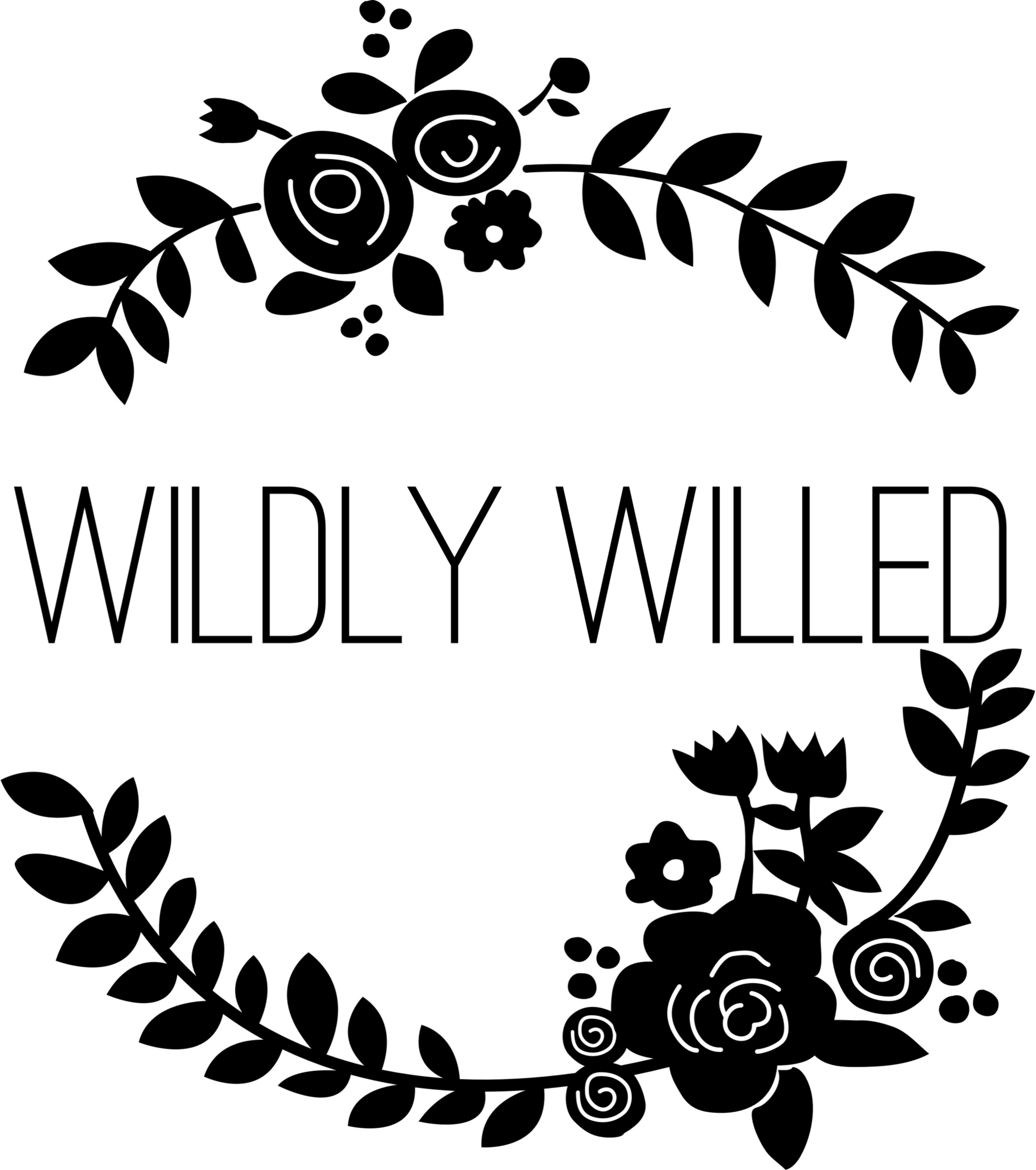 Wildly Willed Logo