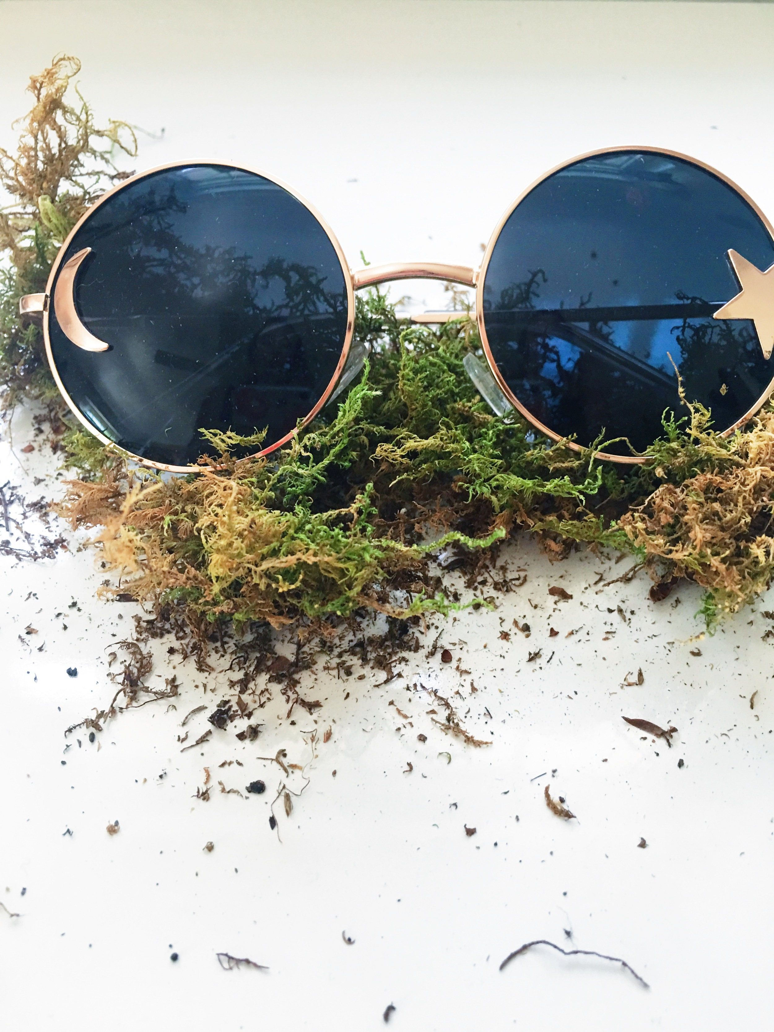 Free People- Shoot for the Moon Sunnies