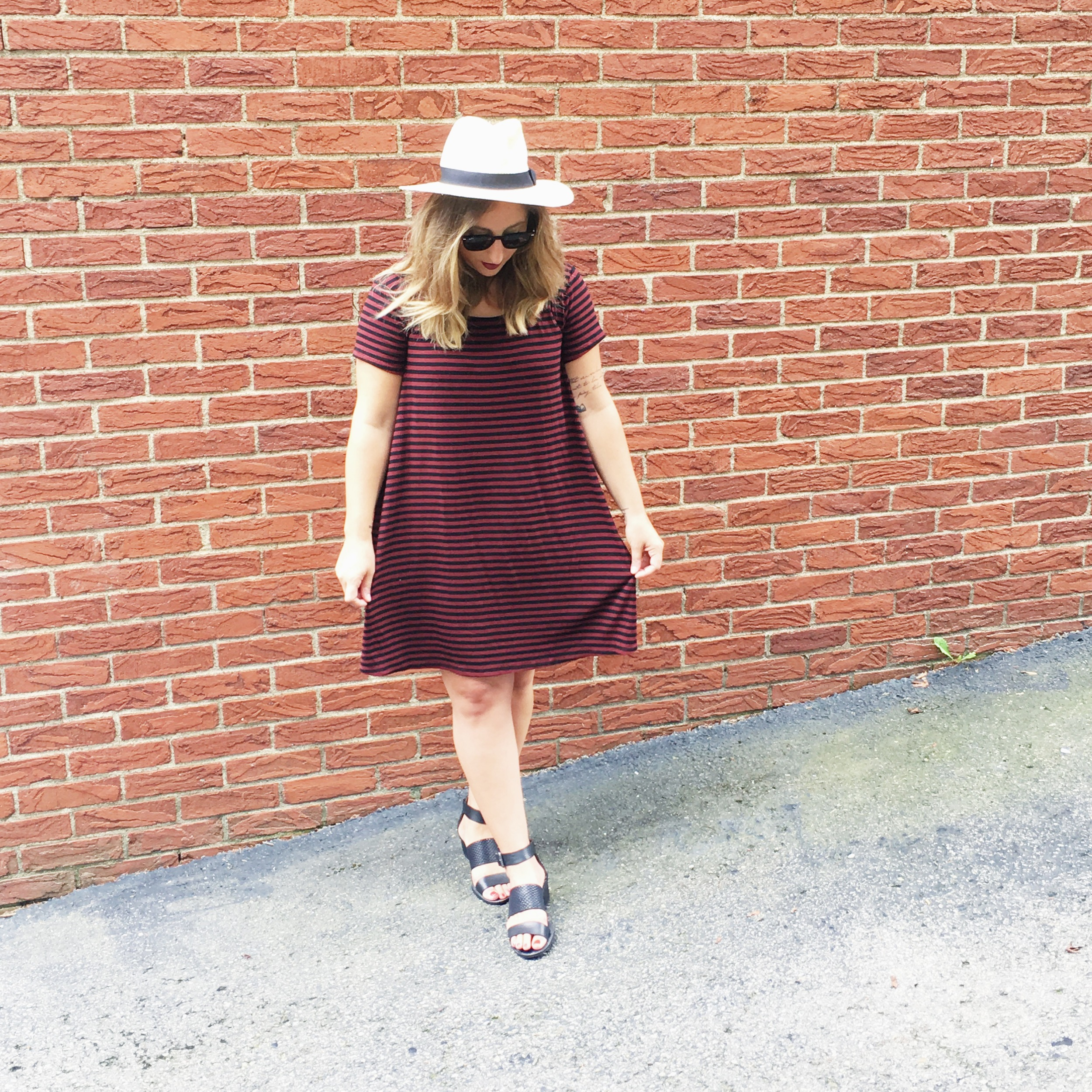 Look #1- Summer to Fall