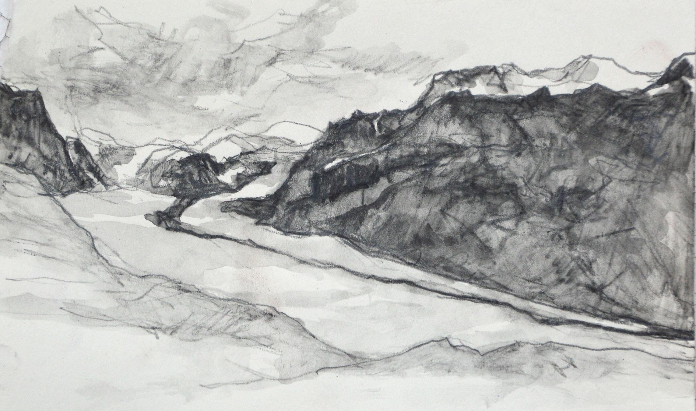 Vatnajökull Glacier, Skaftafell