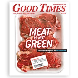 Meat Is Not Green
