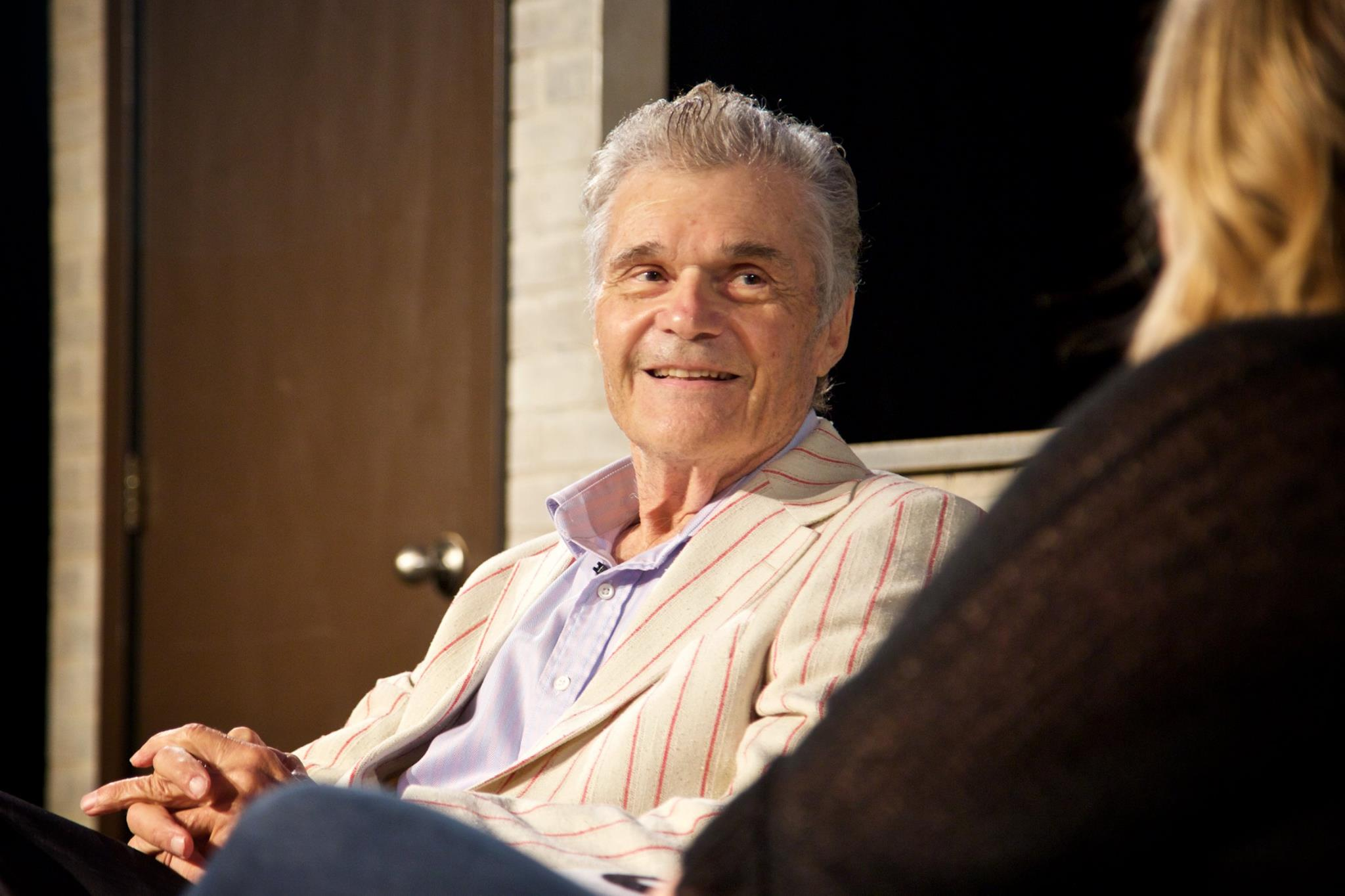 Couch Cand with Fred Willard