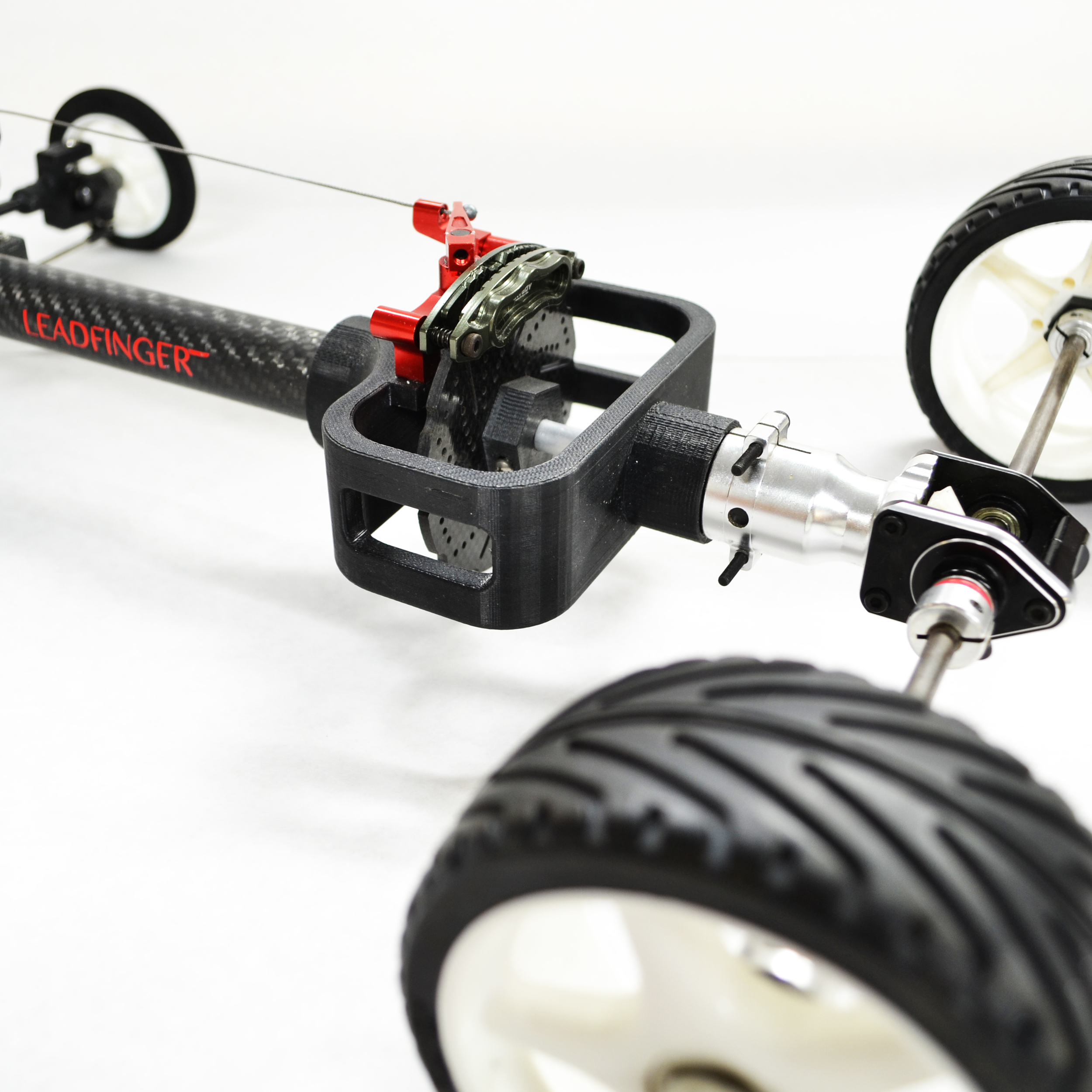 LEADFINGER RC Racing<a href=/leadfinger>→</a><strong>Rubber band power.</strong>