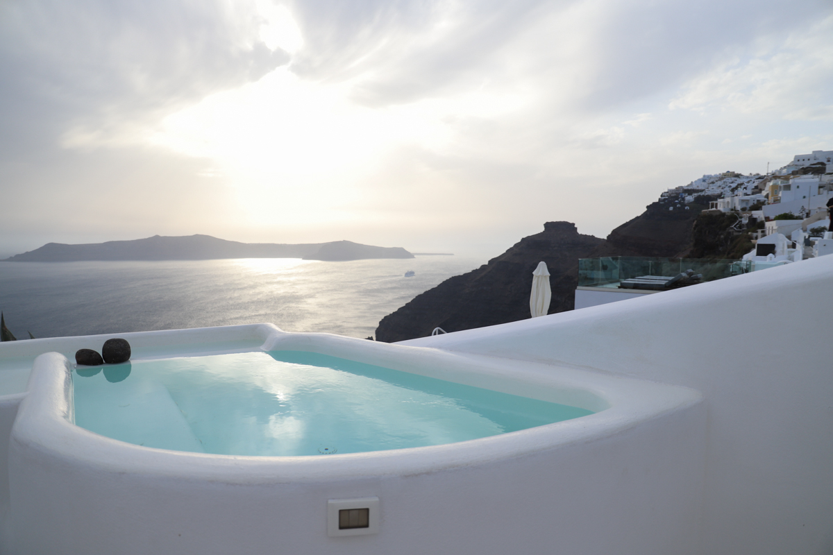 Fira, Santorini. Best Airbnb ever.