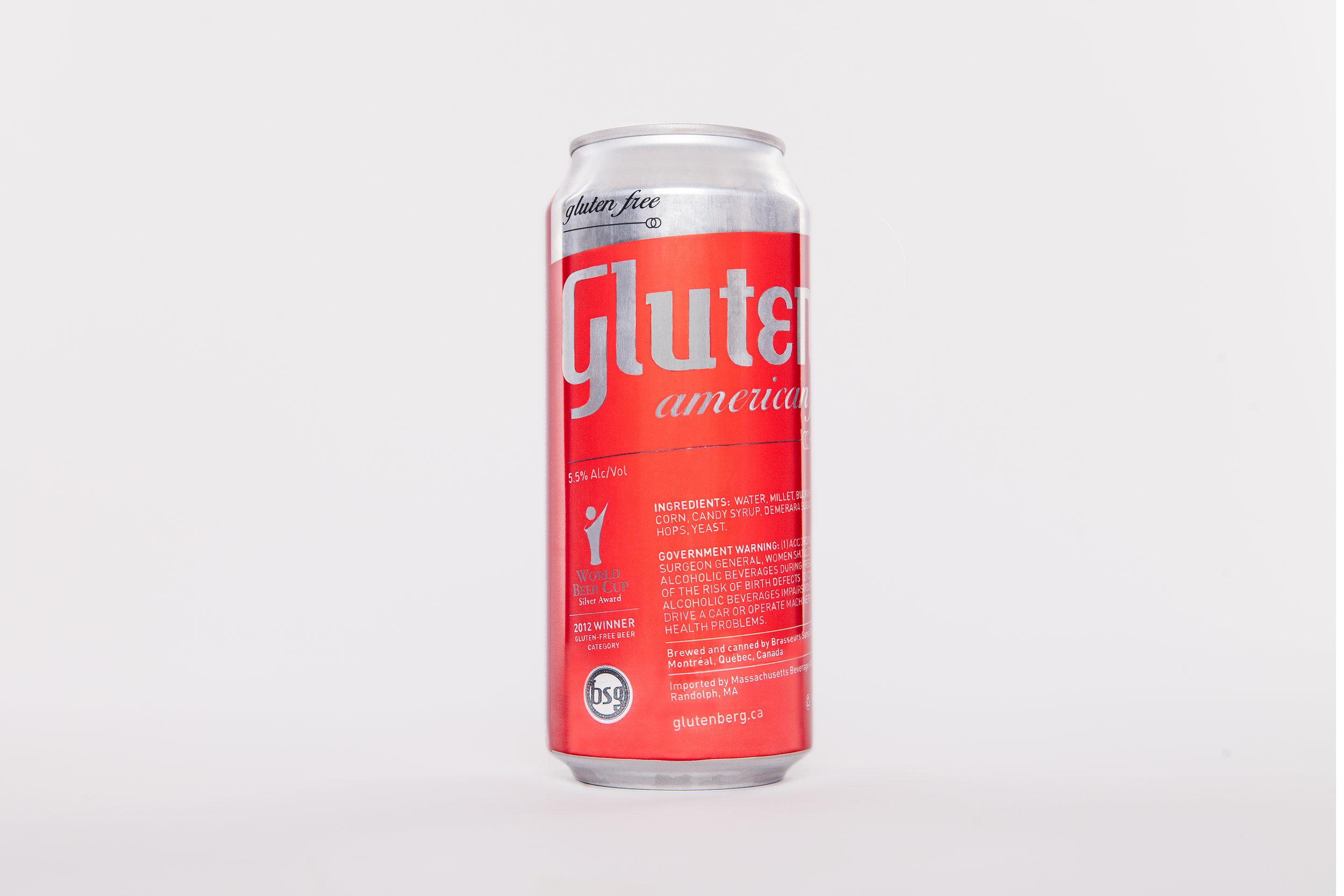 Glutenberg | Produit Catalogue 2018