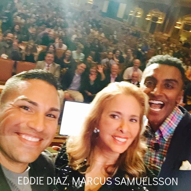 Eddie Diaz, Marcus Samuelsson .jpg