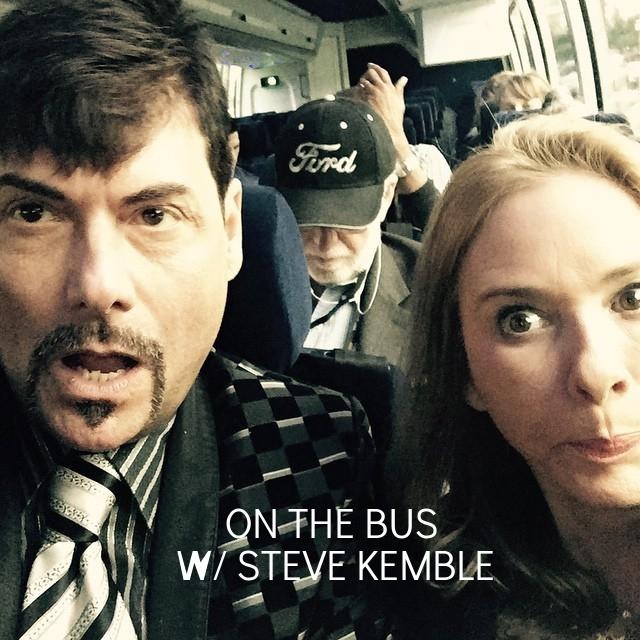 STEVE KEMBLE- ON THE BUS?
