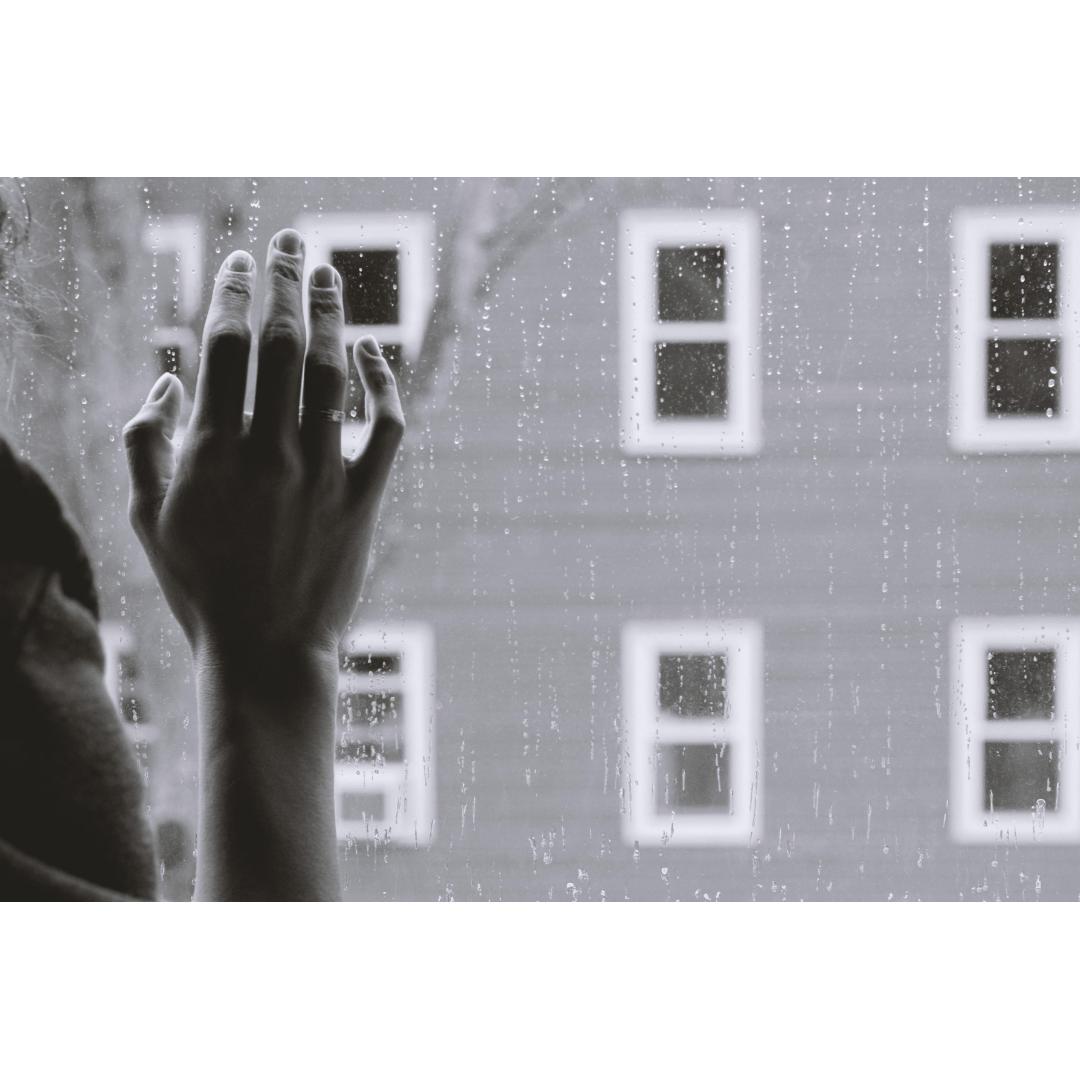 Hand Rain Window