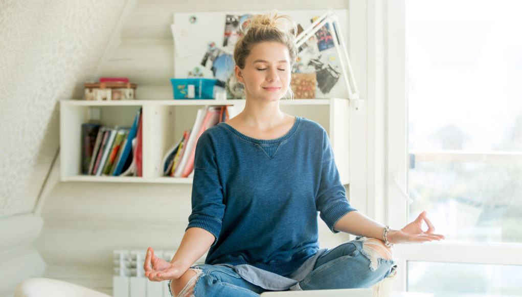 Meditation Improves Creativity  -