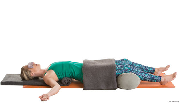 - 5 Yoga Poses Modified for Low Back Pain