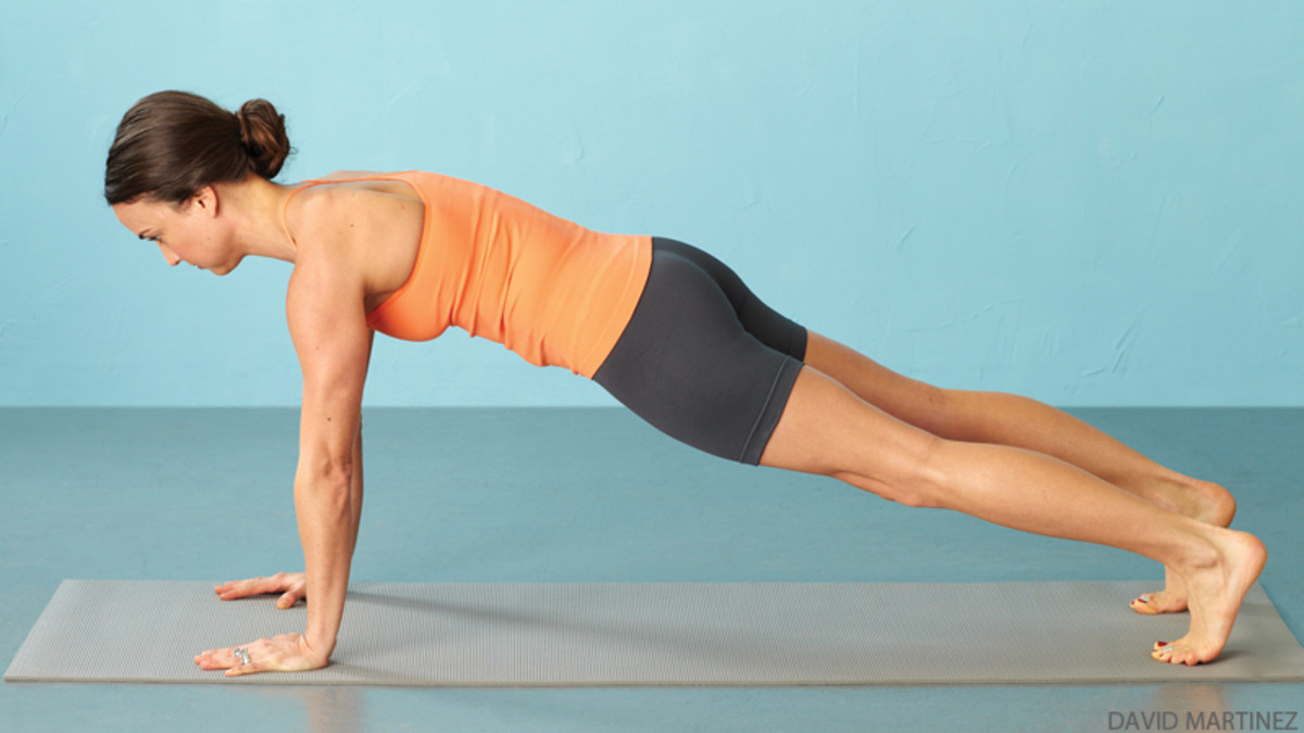 4 Steps for Shoulder Stability in Weight-Bearing Yoga Poses -