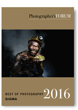 Finalist published in 'Best of Photography 2016'
