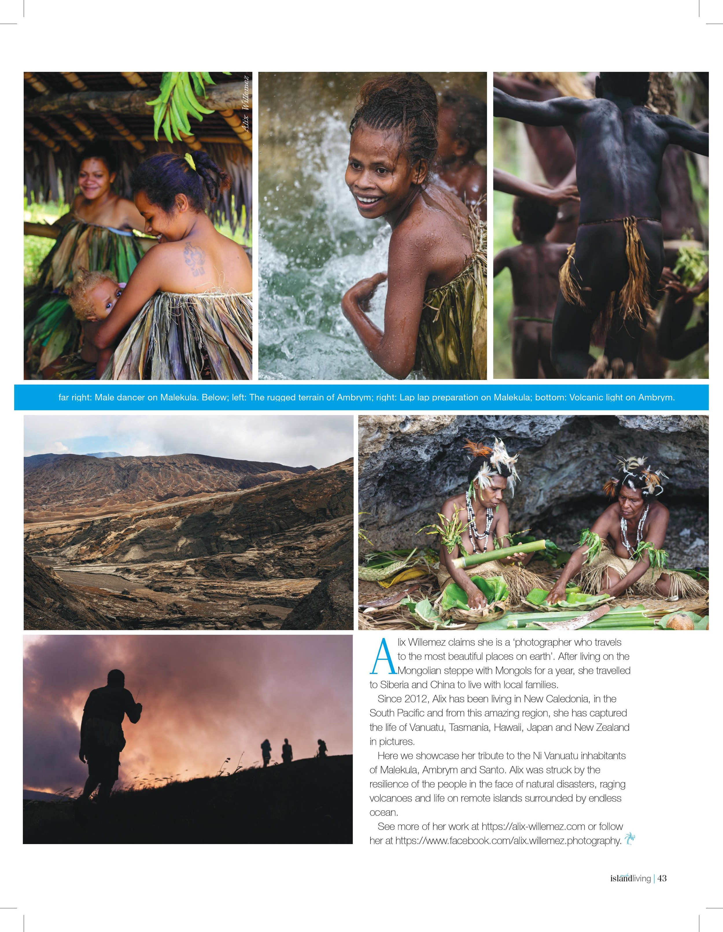 Pacific Island Living- Flight Magazine-Issue 18