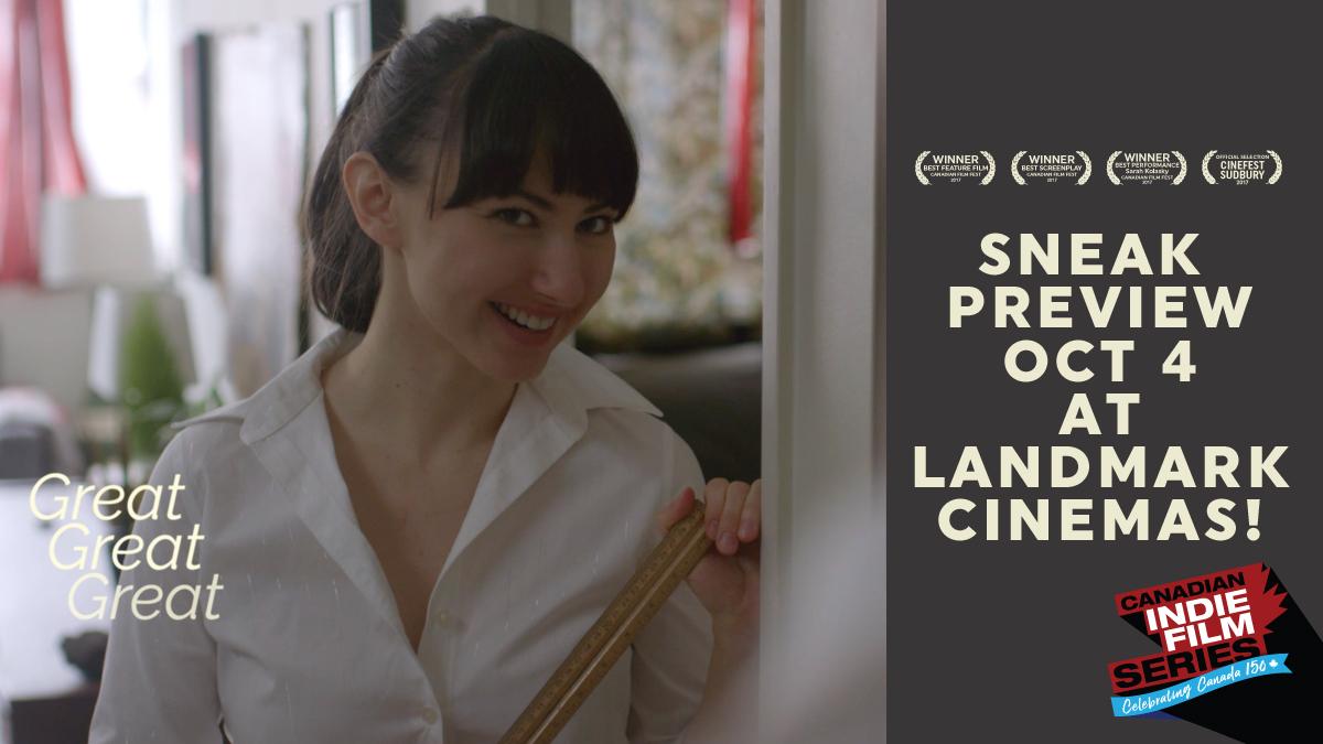 Sarah Kolasky Landmark Cinemas